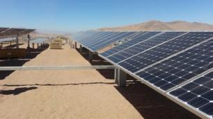 Argentina. Llegarán 1,2 millones de paneles para el parque solar de la Puna