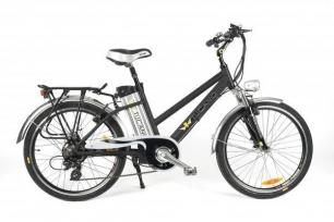 Bicicleta Eléctrica Tucano Junior (Blanca) 306_XATN_1
