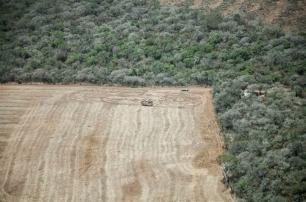 La deforestación y las inundaciones en Sudamérica