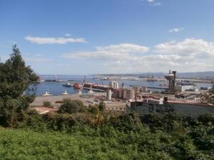 Mas contaminación para los vecinos del entorno del Musel en Gijón
