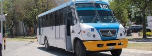 Prueban autobús eléctrico de pasajeros en la Ciudad de México
