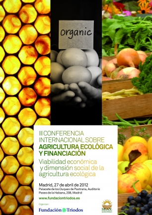 Cover of Conferencia Internacional sobre Agricultura Ecológica i Financiación (III)