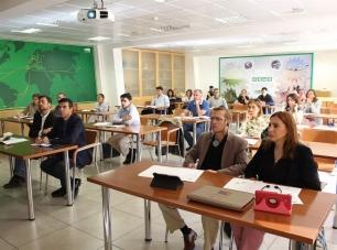 Estudios andaluces acuden a jornadas sobre arquitectura sostenible en EEUU