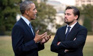 DiCaprio 'presionará' a Obama a cuenta del cambio climático