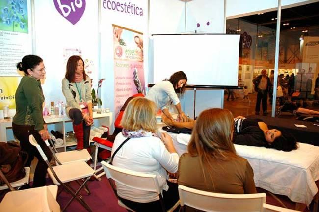 Cosmética ecológica en BioCultura 2018 Bilbao