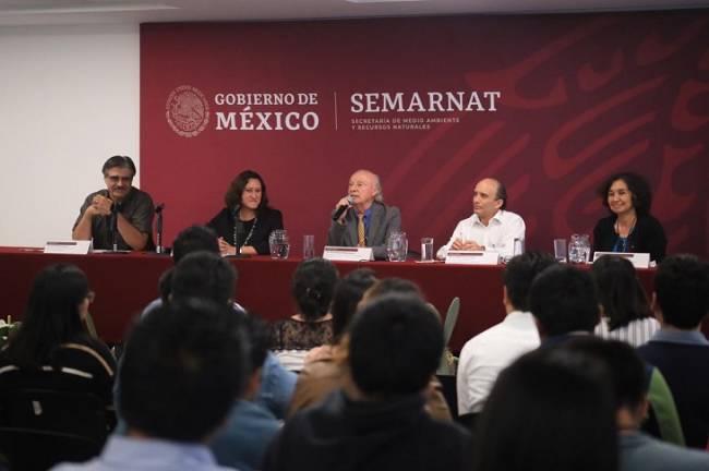 Titular de Semarnat pide a los jóvenes fortalecer su conciencia ecológica con conocimiento