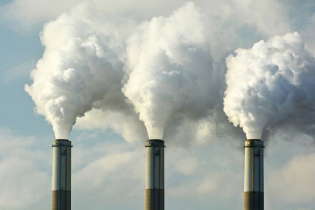 Se mantiene la contaminación atmosférica por ozono pese al menor calor