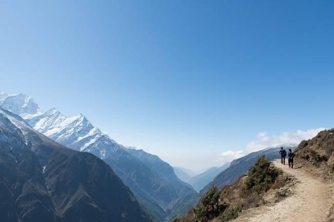 Ecoturismo por los valles de Khumbu