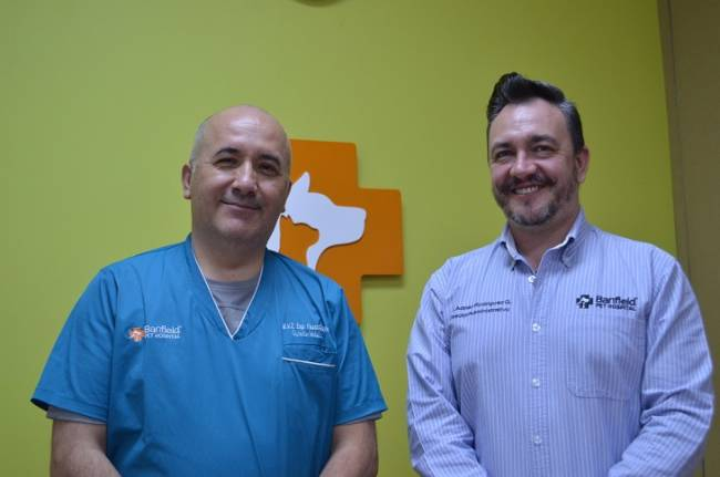 Salud para tu mascota en el Hospital Veterinario UNAM Banfield
