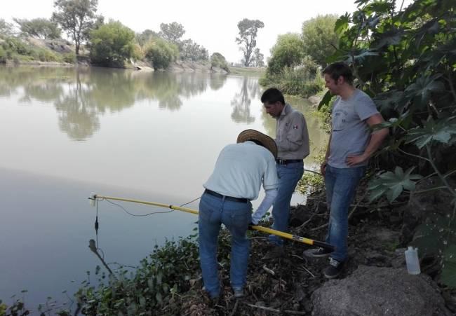 Microcontaminantes en el lago de Chapala