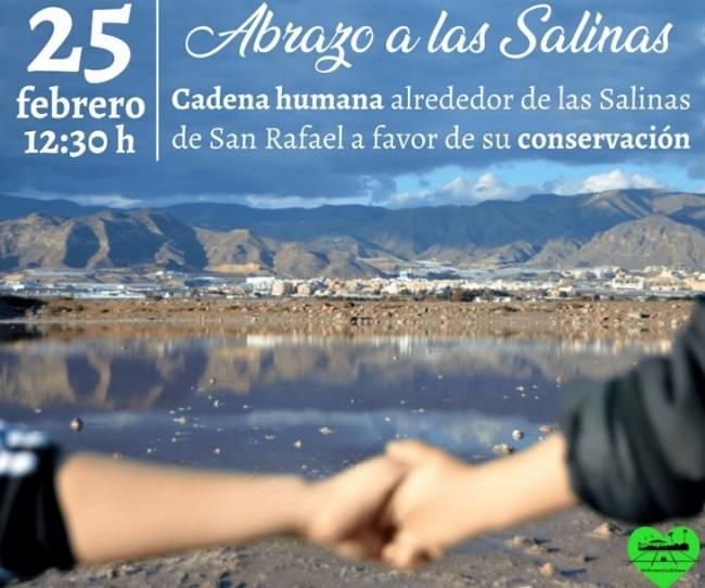 Salvemos Las Salinas seguirá reivindicando el BIC