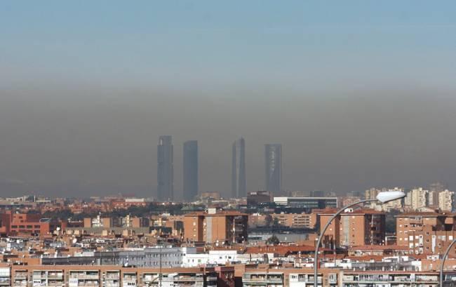 El sucio precio de la contaminación en España