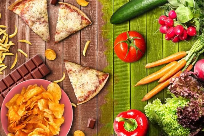 Nuestros alimentos ultraprocesados de cada día