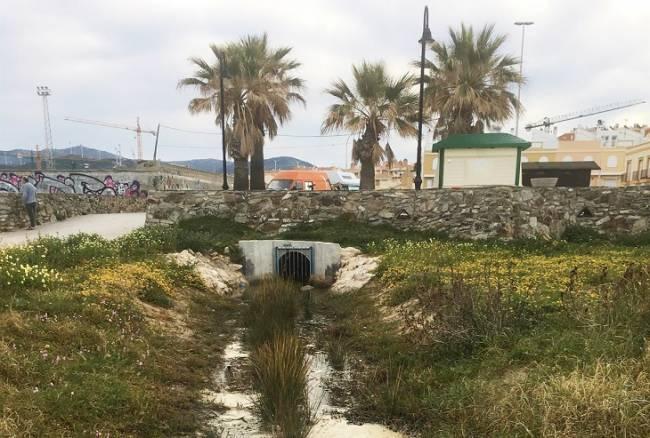 Ecologistas llevará a Fiscalía el vertido de aguas residuales en Los Lances cuando llueve