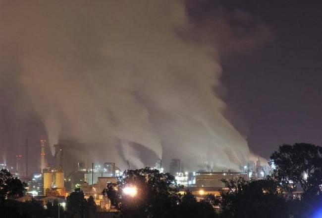 ¿Huelva no ha superado los límites legales de contaminantes?