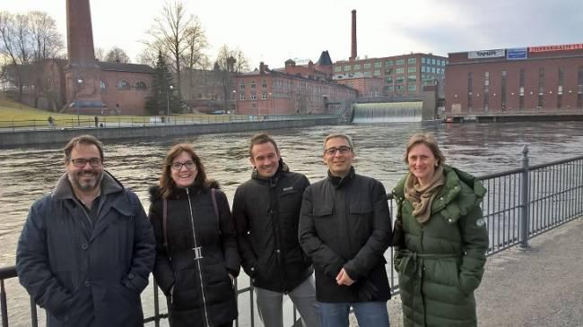 CENER preside el Comité Ejecutivo del proyecto europeo STARDUST en Tampere (Finlandia)
