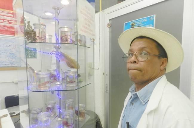 En busca de una raza de ovinos libre de parásitos