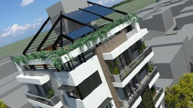 Argentina: Gualeguaychú tendrá el primer edificio sustentable y ecológico de la ciudad