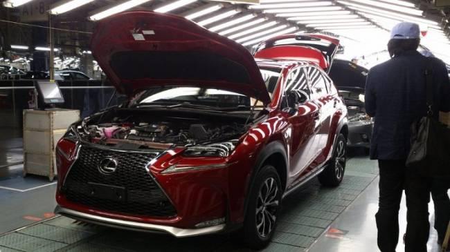 Toyota producirá el Lexus NX en Canadá a partir de 2022 para el mercado norteamericano
