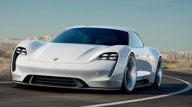 El Porsche eléctrico Taycan arrasa en Ginebra