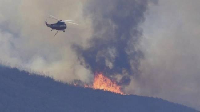 Un incendio forestal obliga a evacuar a miles de personas en el estado de Colorado (EEUU)
