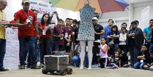 Robots limpiadores de playas para atender problemas ecológicos
