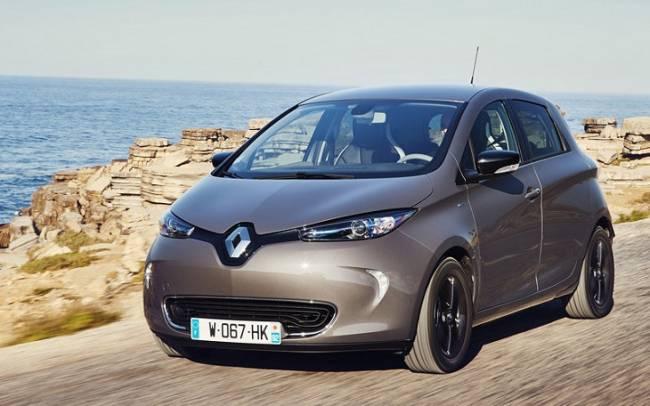 Renault introduce un nuevo motor de 110 caballos para el eléctrico ZOE
