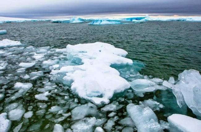 Los efectos del cambio climático sobre el deshielo marino del Ártico