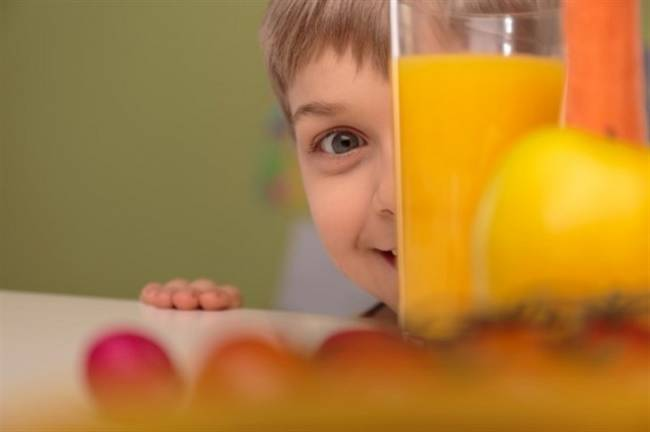 Para la merienda de tus hijos dale carpetazo a los zumos procesados y snacks salados