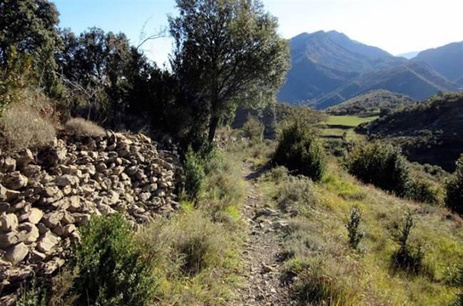 Huesca convertirá en sendero turístico el camino de San Úrbez