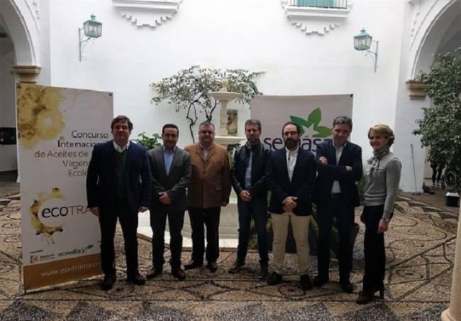 Concurso Internacional de Aceites de Oliva Virgen Extra Ecológicos Ecotrama 2018