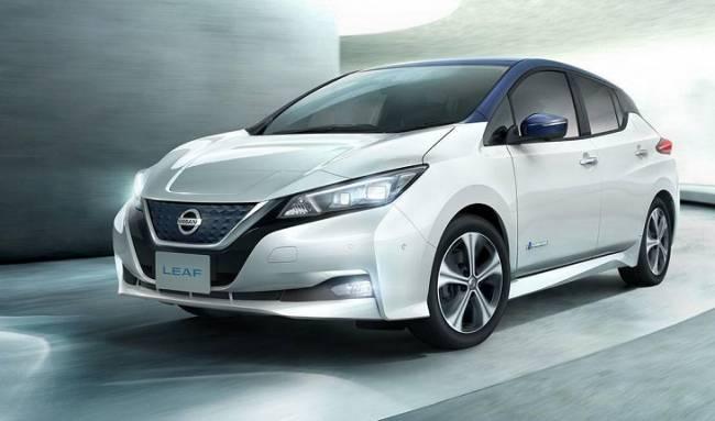 Nissan Leaf, el Rey europeo de los coches eléctricos