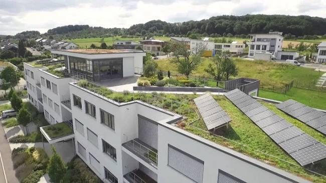 Tecnologías verdes para mitigar el calor urbano