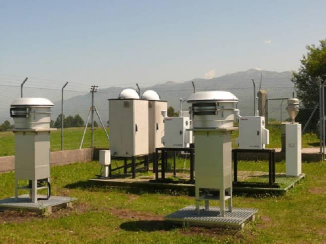 Tecnología verde para estudiar las propiedades de los aerosoles