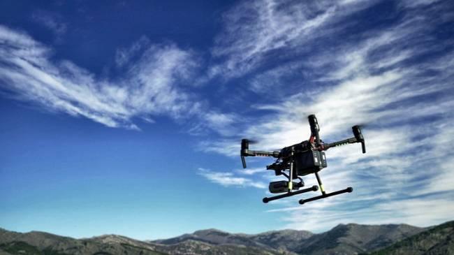 Drones para la detección temprana de incendios forestales