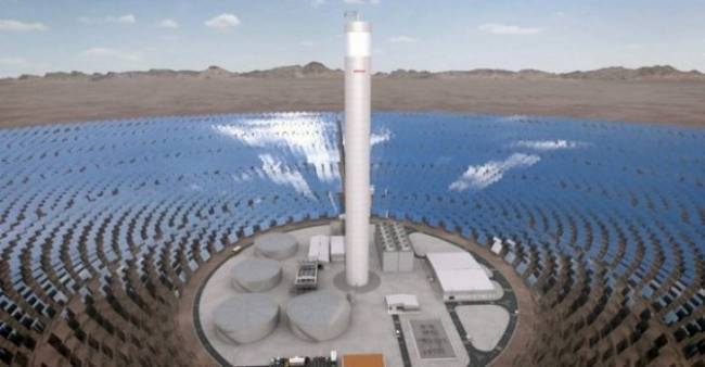 Chile: La Región de Atacama duplica la meta del Gobierno sobre energías renovables