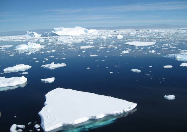 En 200 años Groenlandia será historia