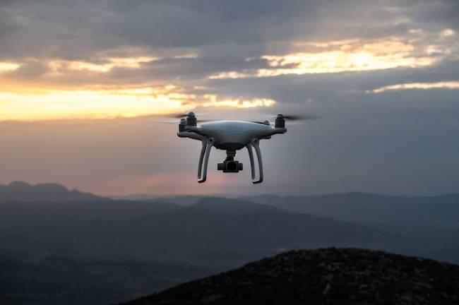 Nuevas baterías aportan tres horas de autonomía a un drone eléctrico