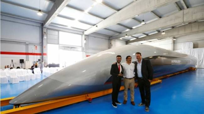 El tren Hyperloop podría estar disponible en tres años