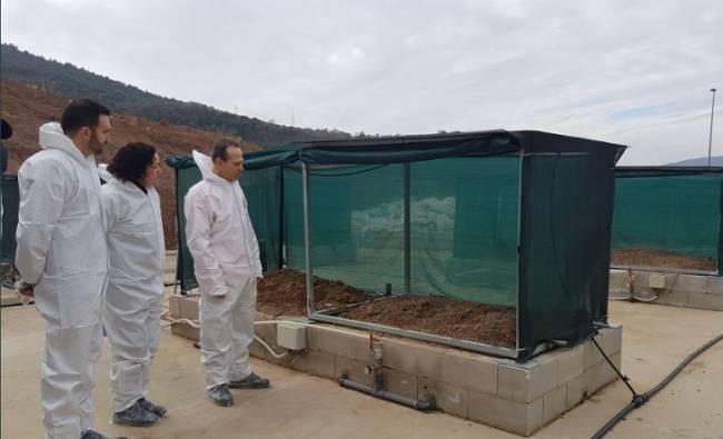 Tecnología verde para la descontaminación de residuos de lindano