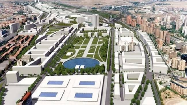 Polémica por la aprobación inicial de Madrid Nuevo Norte