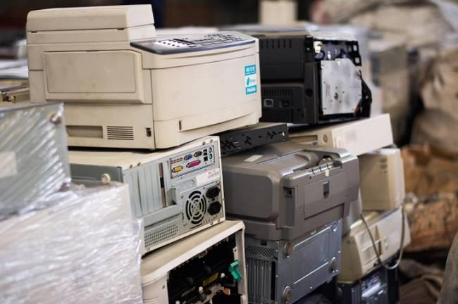 Se pueden y se deben reciclar los desechos electrónicos