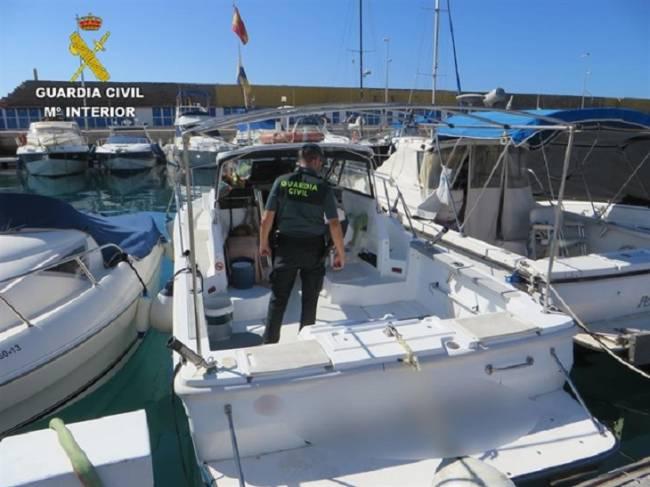 El Seprona denuncia a tres personas en Gran Canaria por exceder la cantidad máxima de pesca recreativa