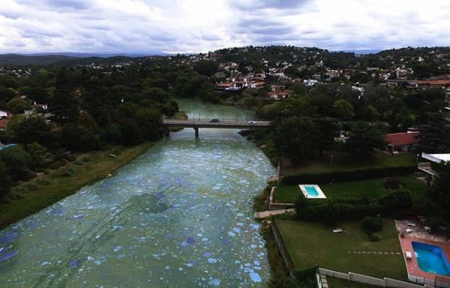Argentina: Comienzan a remediar el lago San Roque en Córdoba
