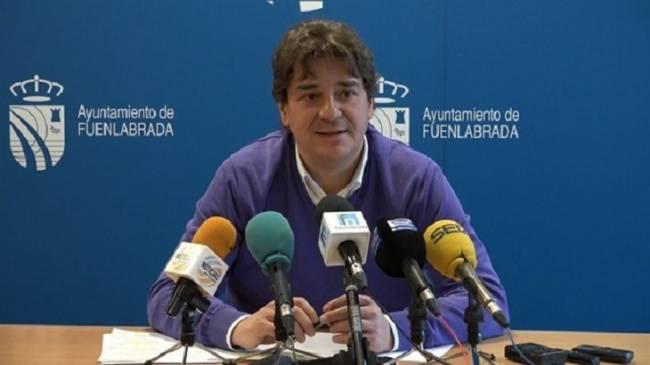 El alcalde de Fuenlabrada reclama una estrategia anticontaminación global