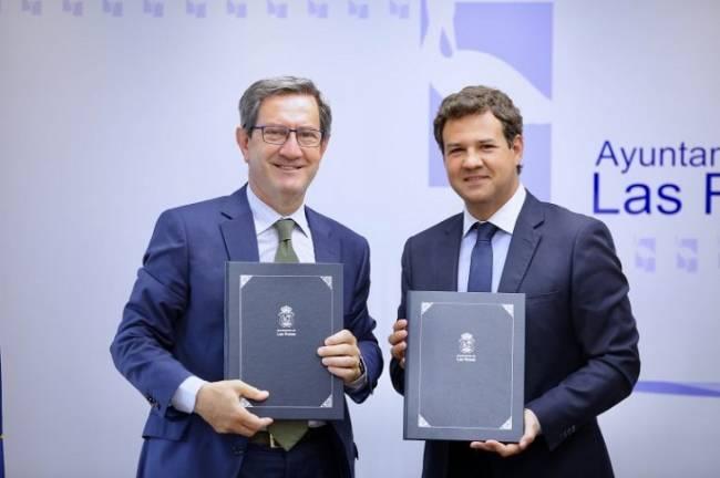 Iberdrola colaborará con Las Rozas en implantar el modelo 'Smart City'