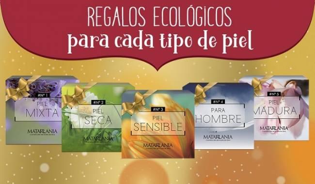 MATARRANIA, cosmética ecológica para Navidad