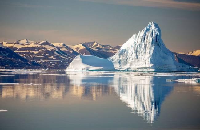 PODEMOS exige medidas ante la envergadura de la crisis climática que refleja el deshielo de Groenlandia