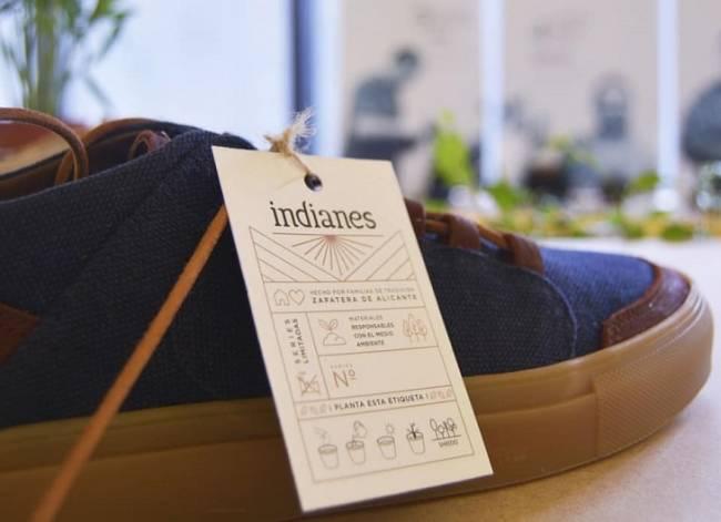 La startup Indianes lanza su colección de calzado ecológico y ético