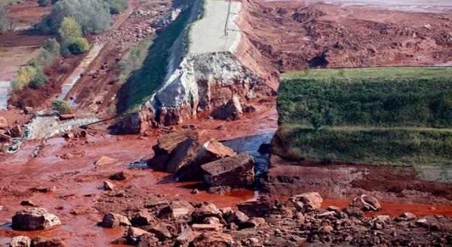 Brasil ordena inspecciones diarias en las empresas mineras con presas